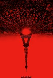 Movie cover for As Above So Below