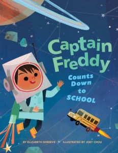 Book cover for Captain Freddy