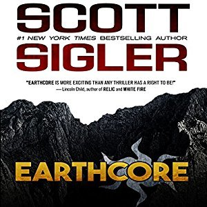 Book cover for Earthcore