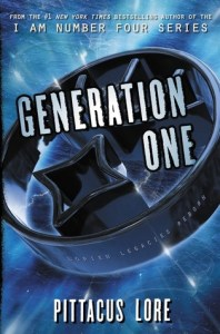 Book Cover for Generation One