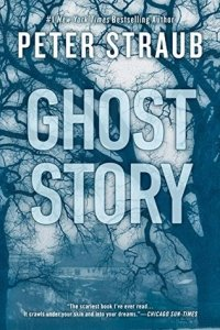 Book cover for Ghost Story by Peter Straub