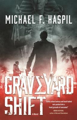 Book cover for Graveyard Shift