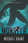Book cover for Monster