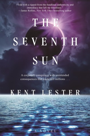 Book cover for The Seventh Sun