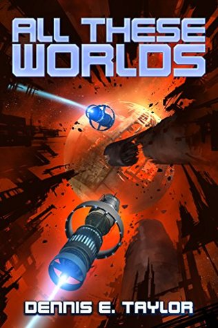 Book cover for all these worlds