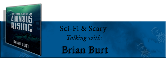 Interview with Brian Burt Banner