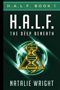 Book cover for The Deep Beneath