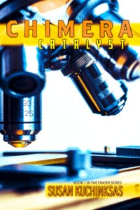 Book cover for Chimera Catalyst