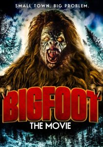 Movie cover for Bigfoot