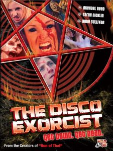 Movie cover for Disco Exorcist