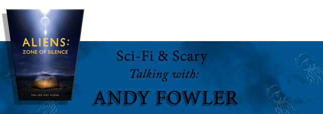 Banner for Interview with Andy Fowler