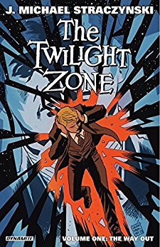 Book cover for The Twilight Zone Vol 1