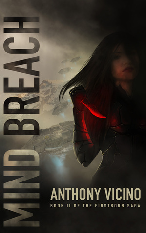 Book cover for Mind Breach