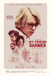 Movie cover for My Friend Dahmer