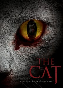 Movie cover for The Cat