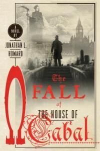 Book cover for The Fall of the House of Cabal