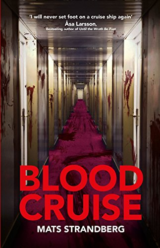 Book cover for Blood Cruise by Mats Stransdberg