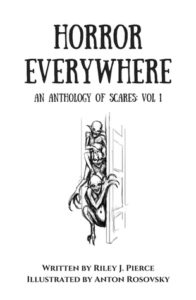 Book cover for Horror Everywhere