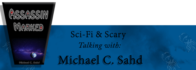 Interview with Michael C. Sahd Banner