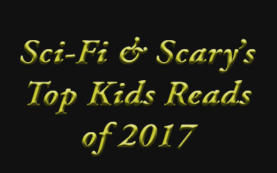 Banner for Top Kids Reads of 2017
