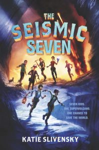 Book cover for Seismic Seven