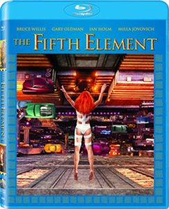Movie cover for The Fifth Element