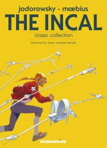Book cover for The Incal
