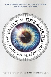 Book cover for Vault of Dreamers