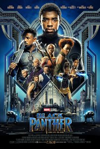 Movie cover for Black Panther