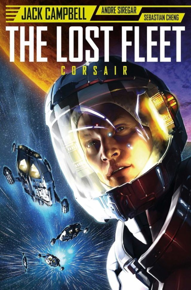 Book cover for The Lost Fleed
