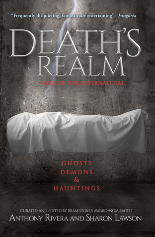 Book cover for Death's Realm