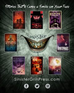 Sinister Grin Ad