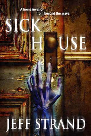 Book cover for The Sick House