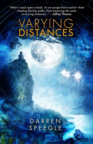 Book cover for Varying Distances