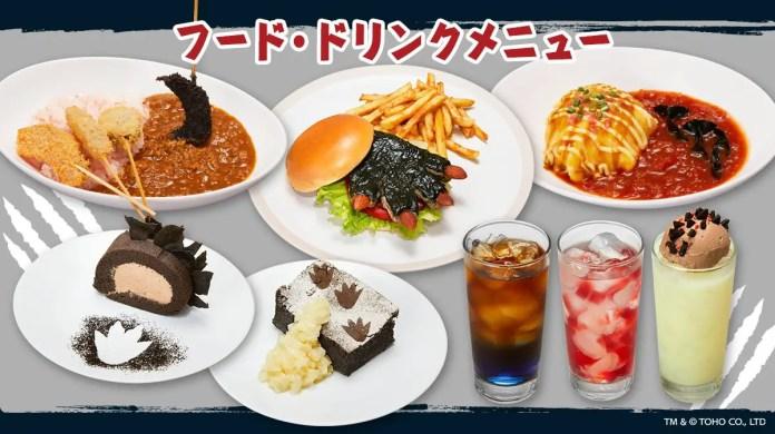 Image result for Godzilla Food