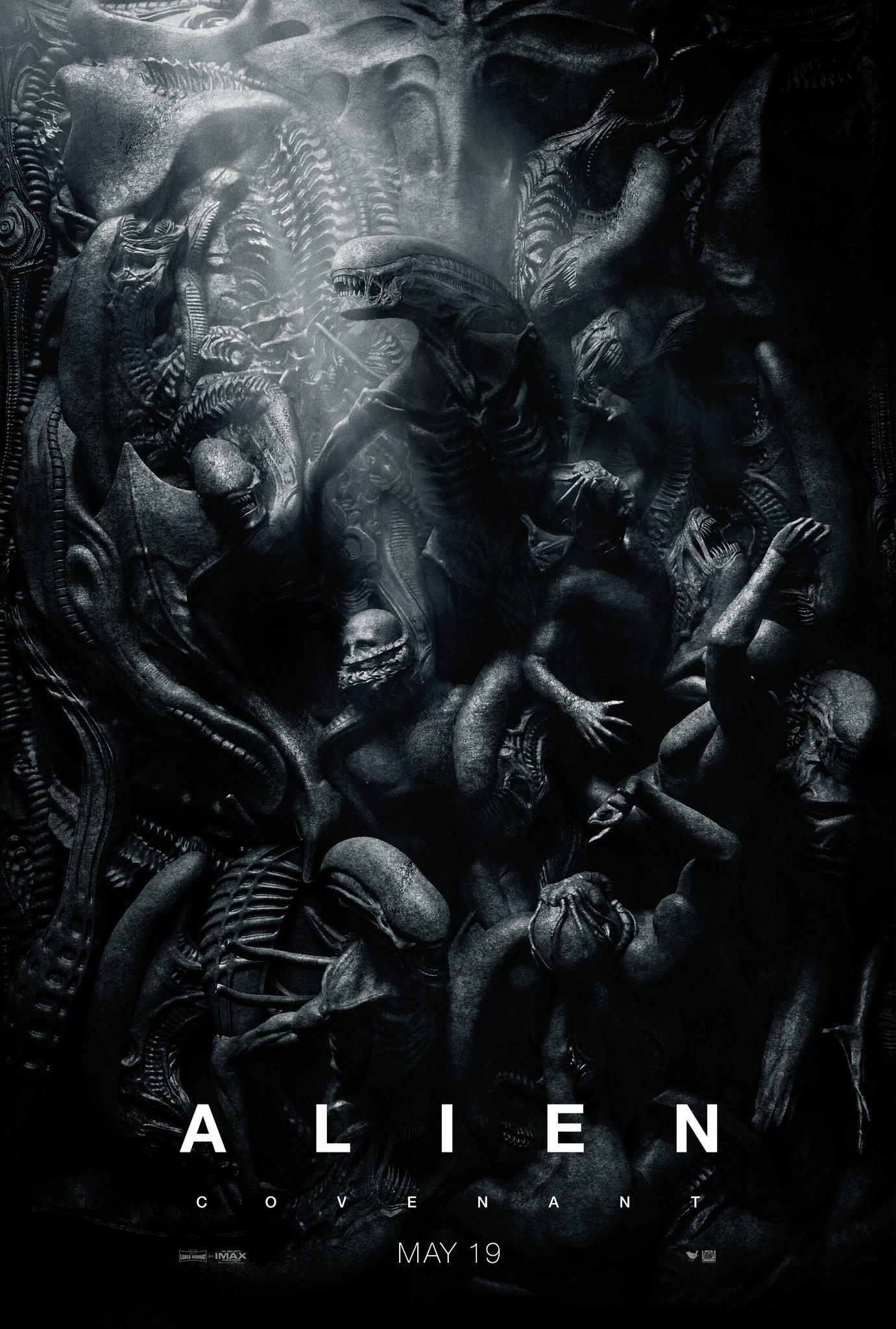 Image result for Alien Covenant poster