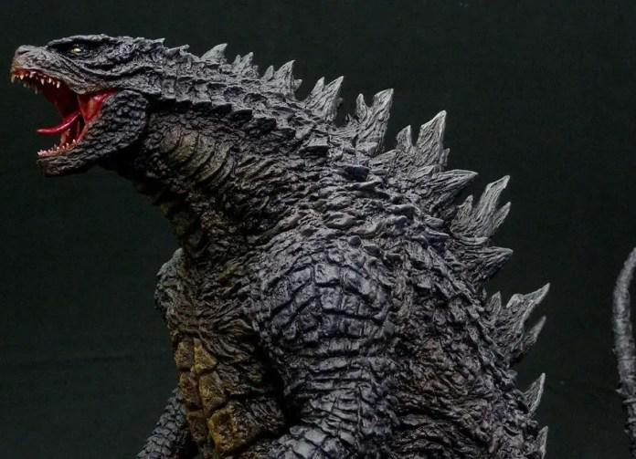 Film Quality Godzilla (2014) Statue Revealed! - Godzilla News  #GodzillaVsKong