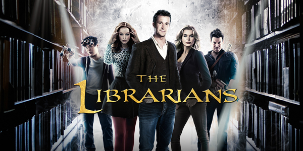 Image result for the librarians season 1