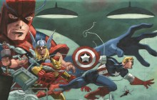 Captain America #1 Coming in September
