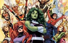 A-Force #1 Assembles The Women Of Marvel This Fall!