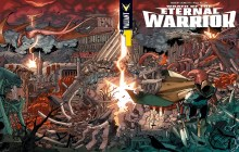 Valiant's Wrath of the Eternal Warrior #1 Coming this Fall