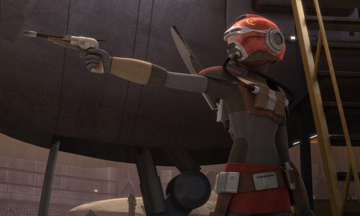 Star Wars Rebels: Blood Sisters