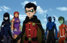 Justice League vs. Teen Titans to Premiere at WonderCon 2016