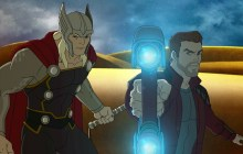 Guardians of the Galaxy - Asgard War Part One – Lightnin' Strikes Clip