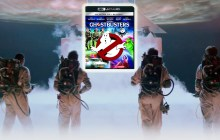 Blu-ray Shopping Bag: Ghostbusters & Ghostbusters II 4K Ultra HD