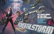 Metalstorm: The Destruction of Jared-Syn On 3D Blu-ray 9-13-2016