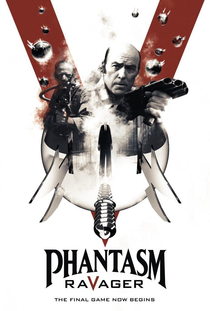 phantasm ravager poster