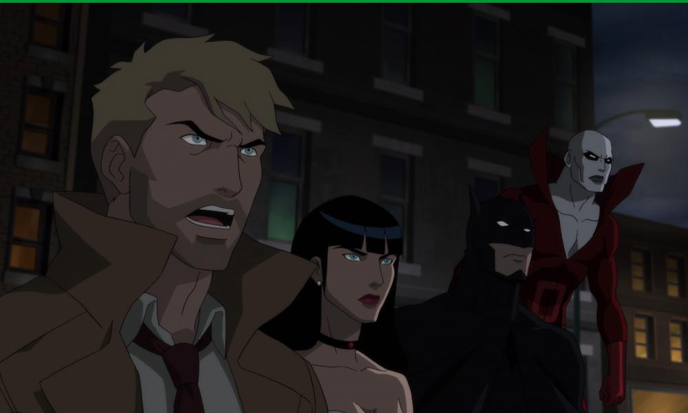 Justice League Daark