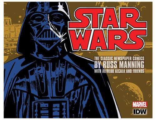 Star-Wars-The-Classic-Newspaper-Comics-Vol.-1-Hardcover-Book
