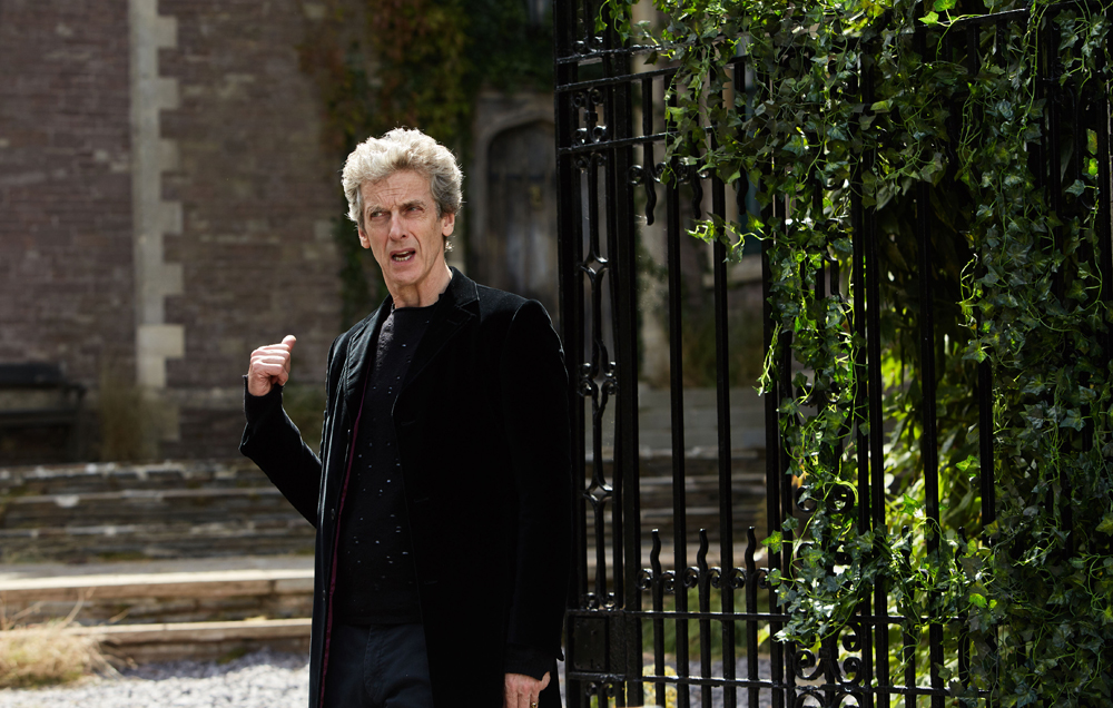 DOCTOR WHO: EPISODE FOUR
